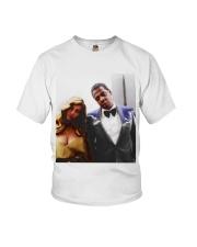 Jay-z And Beyonc Youth T-Shirt thumbnail