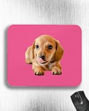 I Love My Dachshund Mousepad aos-mousepad-front-lifestyle-4