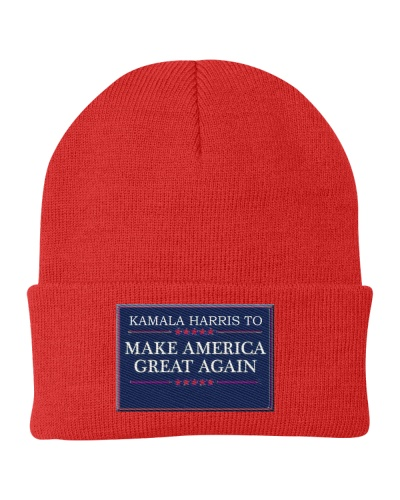 Kamala Harris To Make America Great Again