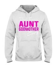BEST FREAKING AUNT GODMOTHER EVER Hooded Sweatshirt thumbnail