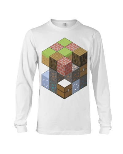 CUBE WORLD T SHIRT