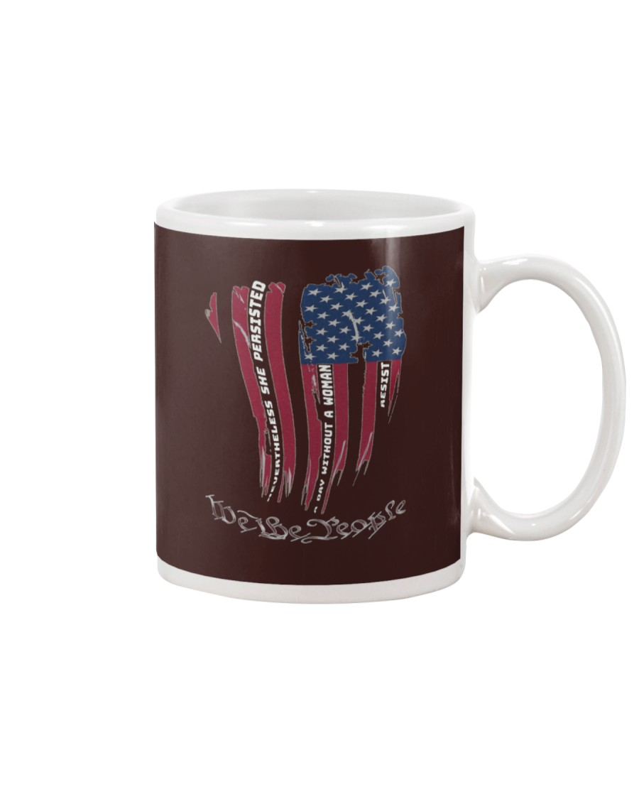 A day without a woman BeBoldForChange 2 Mug