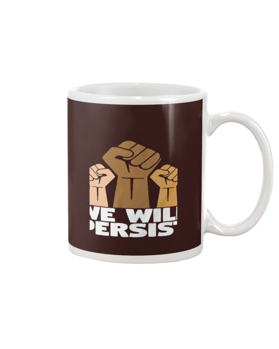 31 - Womens March  She Persisted Mug