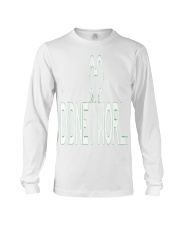 DIDNEY WORL Long Sleeve Tee front