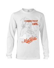 CONNECTICUT 1 Long Sleeve Tee front