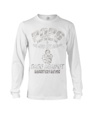 DADS AGAINST DAUGHTERS DATING 1 Long Sleeve Tee front