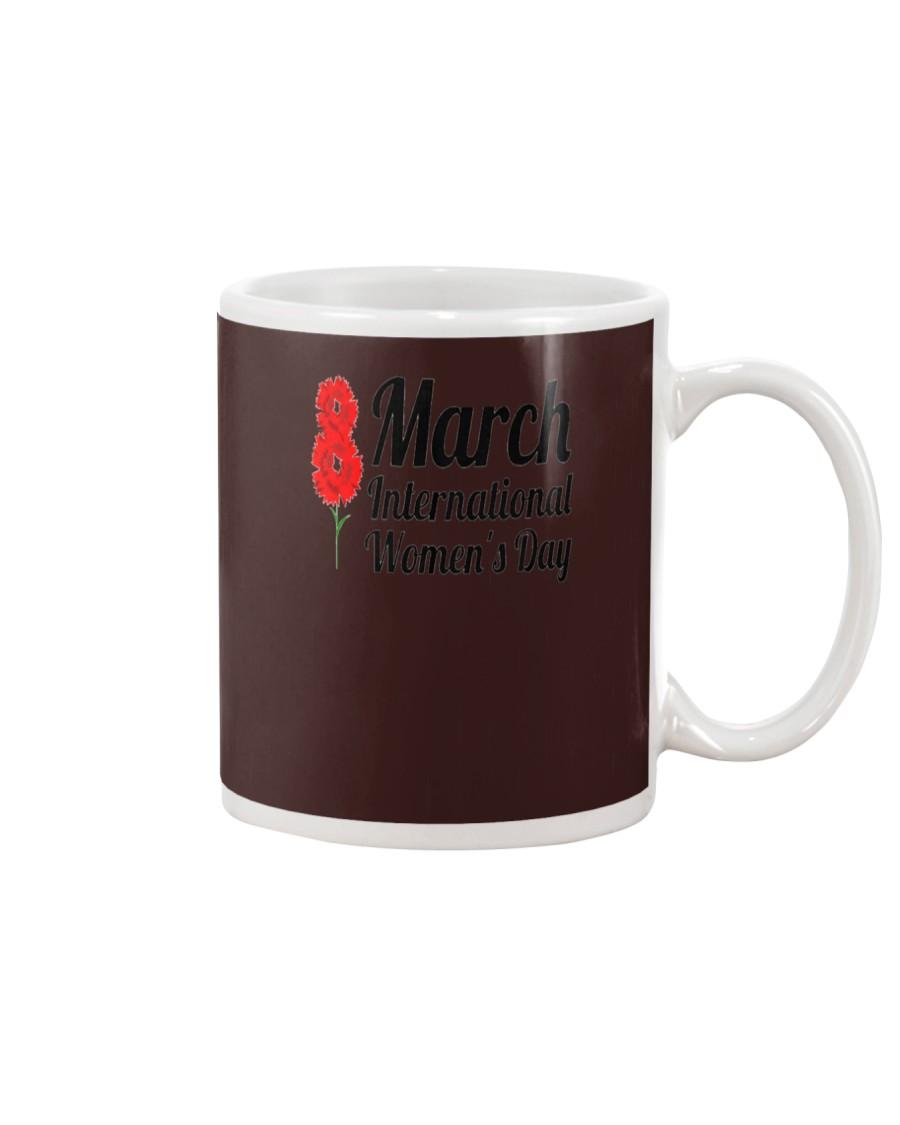 8 March International Womans Day Mug