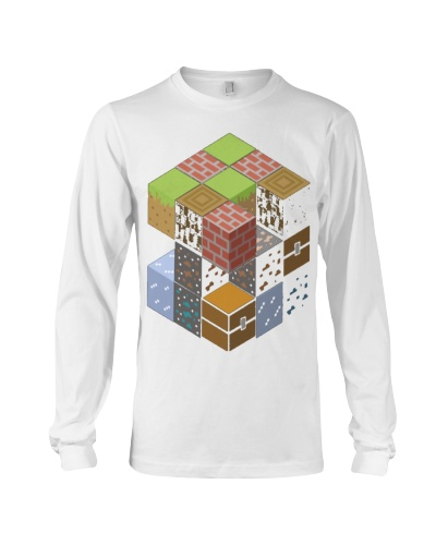 CUBE WORLD T SHIRT 1