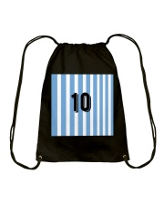 Football Love  Drawstring Bag thumbnail