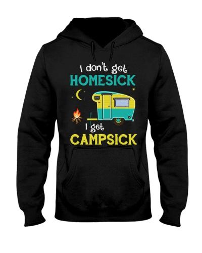 Campsick Homesick