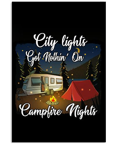 Campfire Nights City Lights