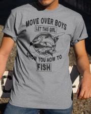 Limited Edition Classic T-Shirt Classic T-Shirt apparel-classic-tshirt-lifestyle-28