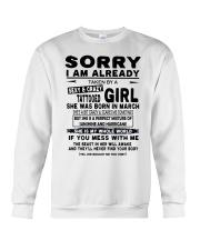 Limited Edition Classic T-Shirt Crewneck Sweatshirt thumbnail
