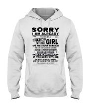 Limited Edition Classic T-Shirt Hooded Sweatshirt thumbnail