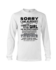 Limited Edition Classic T-Shirt Long Sleeve Tee thumbnail