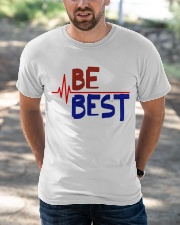 BE BEST T-Shirt Classic T-Shirt apparel-classic-tshirt-lifestyle-front-50