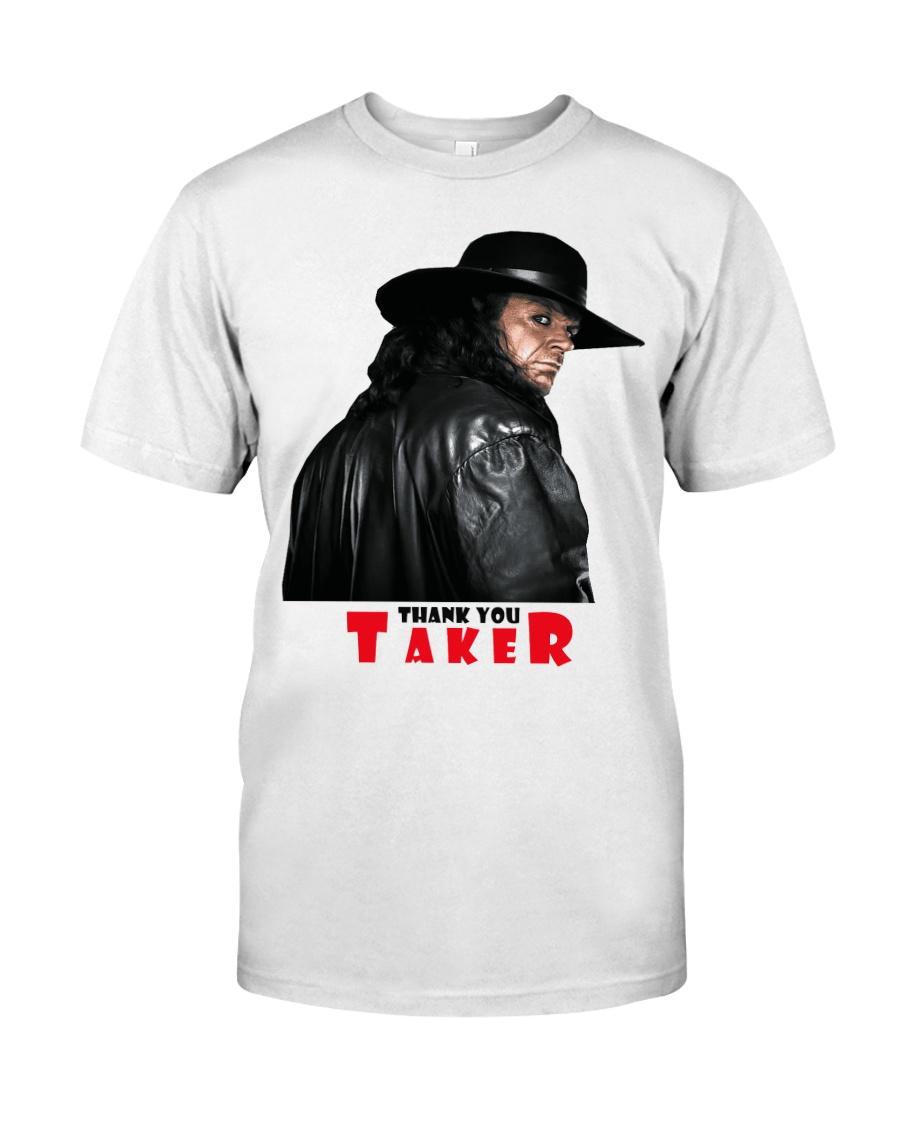 KING OF KINGS TAKER T-Shirt Classic T-Shirt