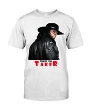 KING OF KINGS TAKER T-Shirt Classic T-Shirt front