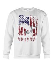 Eagle Democracy Crewneck Sweatshirt thumbnail