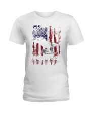 Eagle Democracy Ladies T-Shirt thumbnail