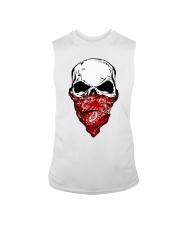Insane Throttle Famous Max Rockon Skull  Sleeveless Tee thumbnail
