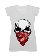 Insane Throttle Famous Max Rockon Skull  All-over Dress thumbnail