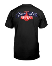 Famous Rockon Design  Classic T-Shirt back