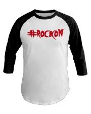 Famous Rockon Design  Baseball Tee thumbnail
