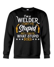 Vintage Welding T Shirt I'm A Welder I Can Crewneck Sweatshirt thumbnail