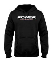 Power the perfect mind in healthy body Hooded Sweatshirt thumbnail