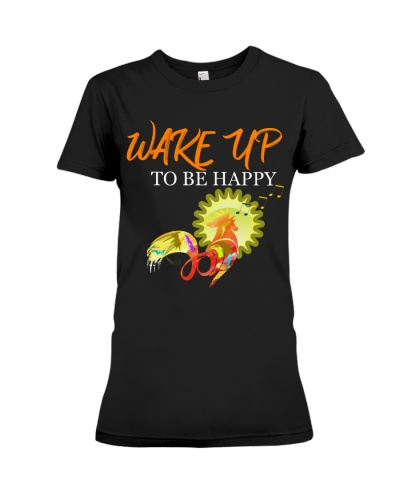 WAKE YP TO BE HAPPY 2020