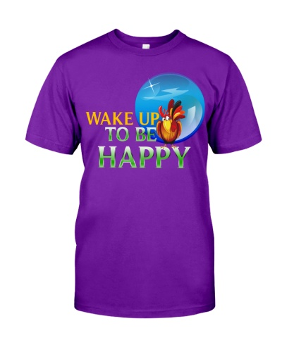 WAKE UP TO BE HAPPY 35s