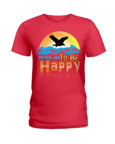 Wake up to be happy