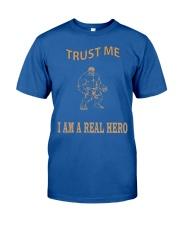 Real Hero Classic T-Shirt thumbnail
