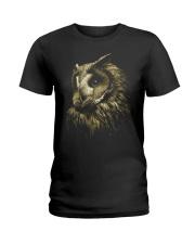 I LOVE OWL  Ladies T-Shirt thumbnail
