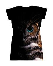 I LOVE OWL All-over Dress back