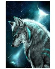 WOLF POSTER 11x17 Poster front