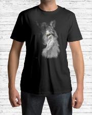 I LOVE WOLF Classic T-Shirt lifestyle-mens-crewneck-front-1