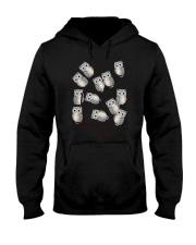 I LOVE OWL  Hooded Sweatshirt thumbnail