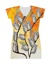 I LOVE OWL  All-over Dress thumbnail