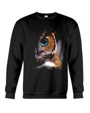 I LOVE OWL  Crewneck Sweatshirt thumbnail