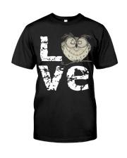 I LOVE OWL  Classic T-Shirt tile