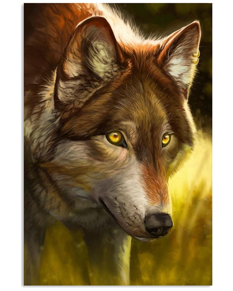 WOLF POSTER 11x17 Poster