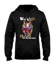 owl-gdajigo Hooded Sweatshirt thumbnail