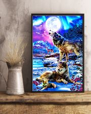 WOLF POSTER 11x17 Poster lifestyle-poster-3