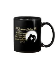 TO MY WIFE - GERMAN Mug thumbnail