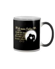 TO MY WIFE - GERMAN Color Changing Mug thumbnail