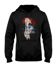 WOLF POSTER Hooded Sweatshirt thumbnail