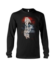 WOLF POSTER Long Sleeve Tee thumbnail