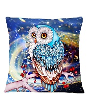 I LOVE OWL Square Pillowcase front